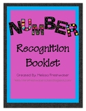 All About Numbers Booklet Activity