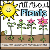 Plants: Math, Literacy, and SO Much More! (Aligned to Comm