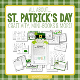 St. Patrick's Day {Craftivity, Mini-Books and MUCH MORE!}