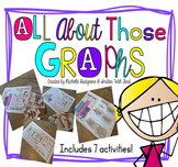 All About Those Graphs (7 different activities for bar gra