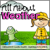 Weather: Math, Literacy, and SO Much More! (Aligned to Com