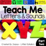 All About the Alphabet BUNDLE Part 2 of 2 [Audio & Interac