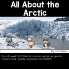All About the Arctic {Easy for Kindergarten}