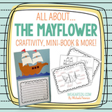 All About the Mayflower {A Thanksgiving Craftivity, Mini-B