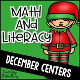 All I want for Christmas: 10 Common Core Literacy Centers