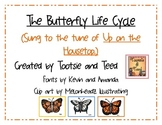 All a Flutter...The Lifecycle of a Butterfly Song