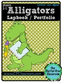 Alligator Lapbook Portfolio Research Project