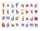 AlphaFriends Letter Bingo - Game 101
