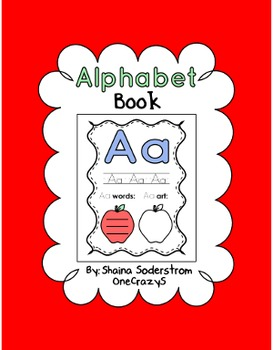 Alphabet Book - ABC Book