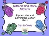 Alphabet Clip-It Cards {Mittens--2}