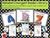 Alphabet Emergent Reader Library