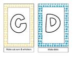 Alphabet Kit - Dotty Patterns