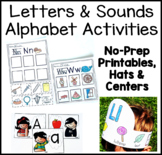Initial Sounds Alphabet Phonics Letter Sound Pack