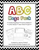 Alphabet Mega Pack