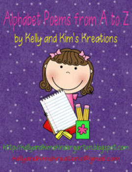 Alphabet Poems from A to Z