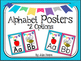 Alphabet Posters- Pattern