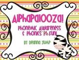 Alphapalooza Phonemic Awareness and Phonics Fun