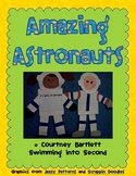 Amazing Astronauts Craftivity