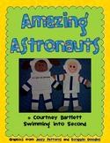 Amazing Astronauts Craftivity