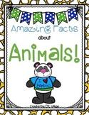 Theme Based Activities {Amazing Animals}