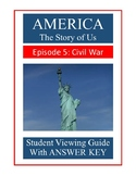 America The Story of Us : Civil War (Episode 5) - Video Guide