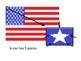 American Flag Number Book