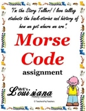 AMERICAN HISTORY - Morse Code practice