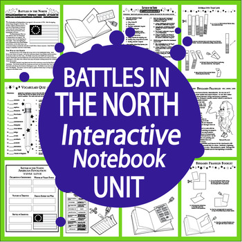 American Revolution Battles in the North-Interactive Noteb