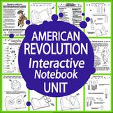 American Revolution Unit-Common Core