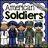 American Soldiers Mini-Pack