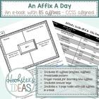 An Affix A Day eBook- 85 affixes- CCSS aligned