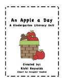 An Apple a Day: A Kindergarten Literacy Unit