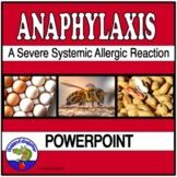 Allergies: Anaphylaxis Severe Allergic Reaction  PowerPoint