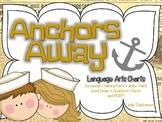 Anchors Away - Language Arts Charts