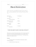 Ancient Civilizations Map Projects