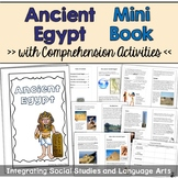 Ancient Egypt Mini-Book