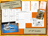 Ancient Greece Interactive Notebook and More