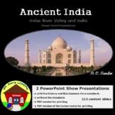 Ancient India & Indus River Teaching Unit PowerPoint Presentation