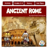 Ancient Rome: A Nonfiction Resource Mega Pack