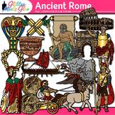 Ancient Rome Civilization Clip Art