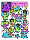 Angels Among Us {Creative Clips Digital Clipart}