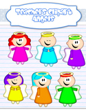 Angels Clipart