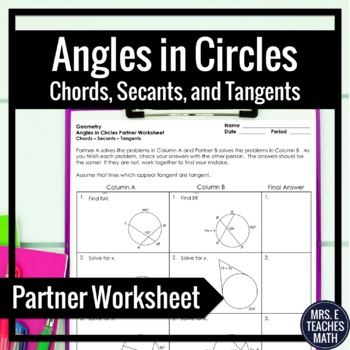 Circle activity ideas