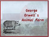 Animal Farm Novel Study Unit ~ Includes Reproducible Graph