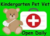 Animal Hospital Play Set