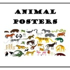Animal Posters......Science Resource...... common core