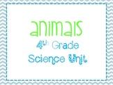 Animal Unit- Invertebrates, Vertebrates & Adaptations