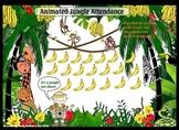 Animated Jungle Attendance