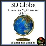 Globe - Animated Teaching Globe
