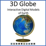 Globe - Animated Teaching Globe